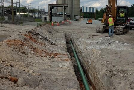cement-plant-fuel-line
